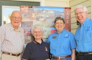 B. Edgar Johnson, Eula Tombaugh, Liz Murtland, Terrance Smith