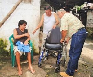new wheelchair in Guatemala (2)